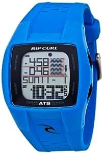 Rip Curl MID TRESTLES A1042 - Reloj para niños de cuarzo, correa de goma color azul claro