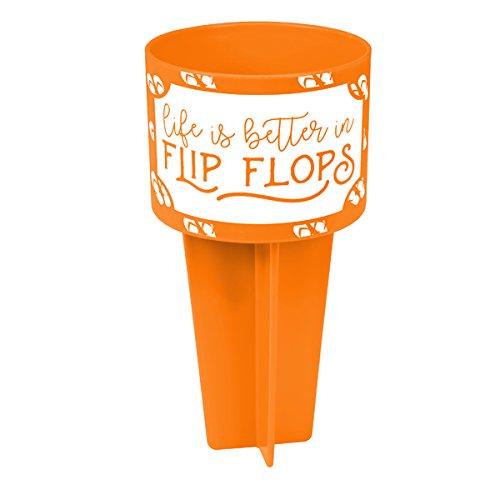 Flip Flops- Beach Spike