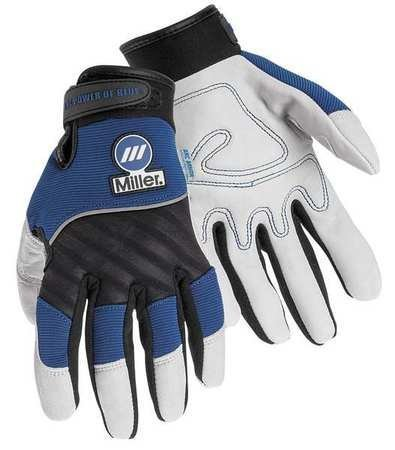 Welding Gloves, 3-D, XL, Wing, 5In, PR