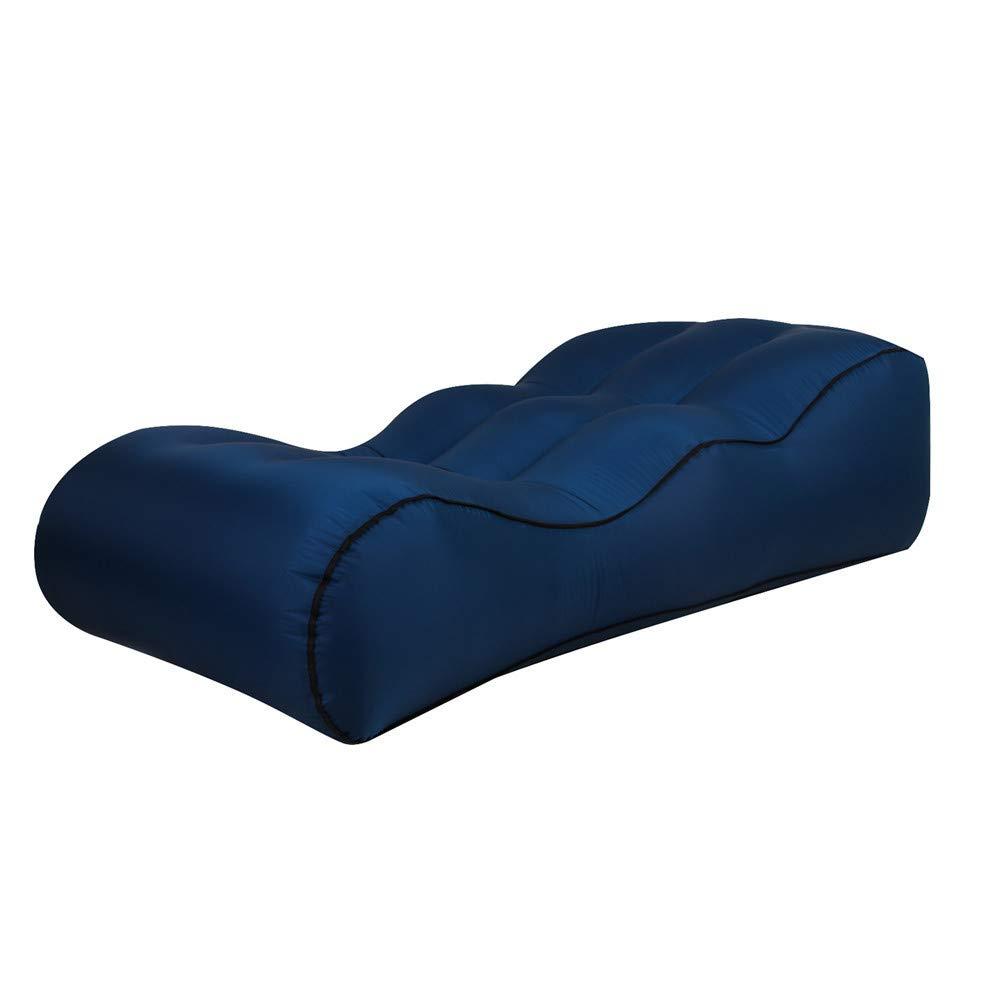 D 190x85x40 (cm) KTCLD Matelas Gonflable Lit Gonflable Air Lit Air Canapé-Lit Lit Gonflable ImperméAble Tapis De Sol en Plein Air portable Unique Eau