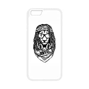 iPhone 6 4.7 Inch Cell Phone Case White Rock and Roar Hbvgg