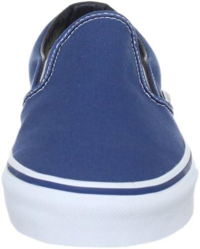 Details about  /VANS Slip On Blue Classic Without Laces Shoes Original Italy Prima Line 201