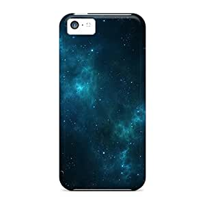 High Quality ZaU21118rWgu Blue Out Space Cases For Iphone 5c