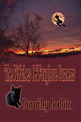 book cover of The Witches Of Foxglove Corners