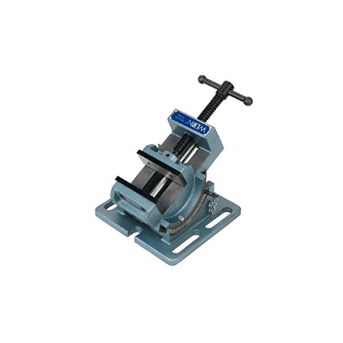 HFS (R) 4-Inch Cradle Style Angle Drill Press Vise