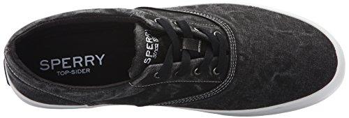 Sperry Top-sider Heren Wahoo Cvo Fashion Sneaker Zwart
