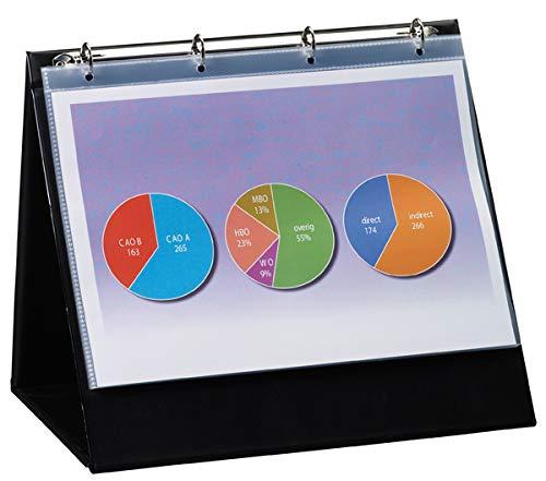 farbig sortiert rillstab 93170 SichtbuchMemphis mit 20 H/üllen
