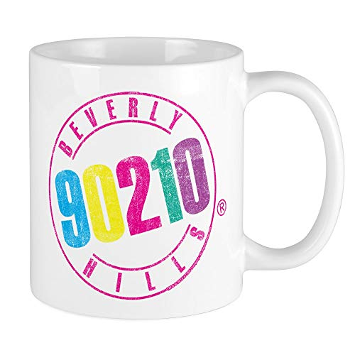 - CafePress Beverly Hills 90210 Logo Unique Coffee Mug, Coffee Cup