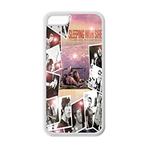 Lmf DIY phone caseCustom Popular Rock Band SWS Sleeping With Sirens Case for ipod touch 5 Rubber Cover Case-ipod touch 5SWS36Lmf DIY phone case