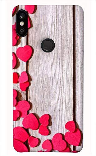 innovative design 8c937 3ccc7 Designer Back Cover for Redmi Note 6 Pro, Case for: Amazon.in ...