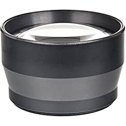 Panasonic AG-HPX170 2.0x High Grade Telephoto Lens (72mm) Made By Optics + Nw Direct Micro Fiber Cleaning Cloth
