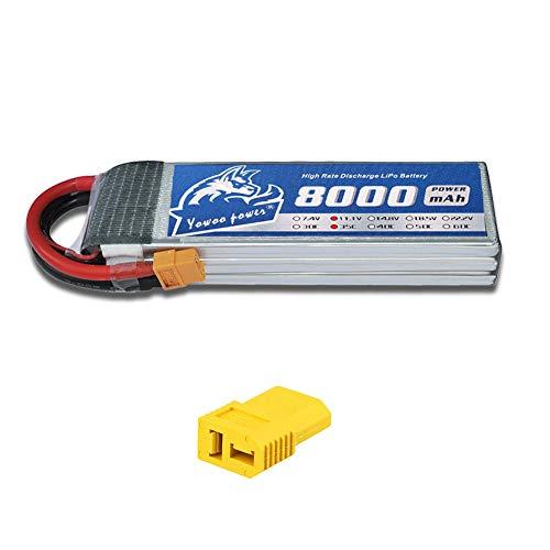 8000 mah lipo battery - 6