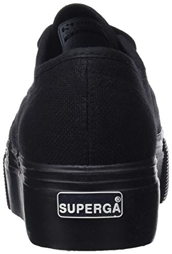 Cotw And Superga Full Black Basses Down Sneakers Femme Noir 2790 Linea 996 Up RqCC6w5I