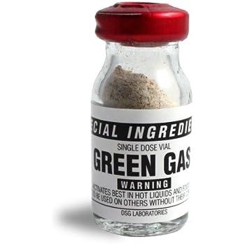 d23876d82 Special Ingredients - Prank & Revenge - Green Gas - Fart Inducer Powder