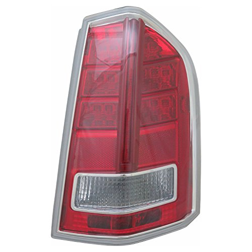 TYC 11-6637-90-1 Chrysler 300 Right Replacement Tail Lamp ()