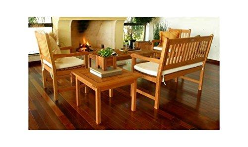 - Amazonia Milano 5 Pc Coffee Table Set
