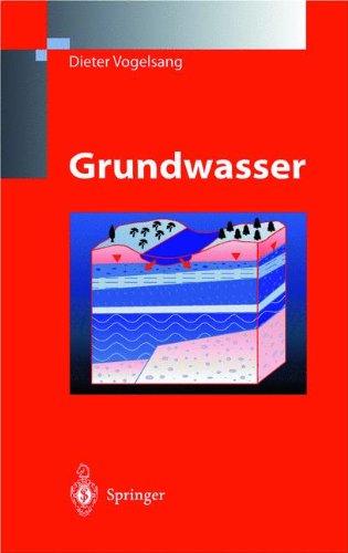 Grundwasser (German Edition)