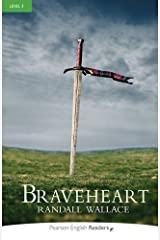Level 3: Braveheart Book and MP3 Pack (Pearson English Graded Readers) by Randall Wallace (2015-09-17) Paperback
