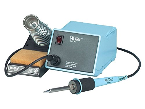 Weller WTCPT 60 Watts/120V Temperature Controlled Soldering (Wtcpt Soldering Station)