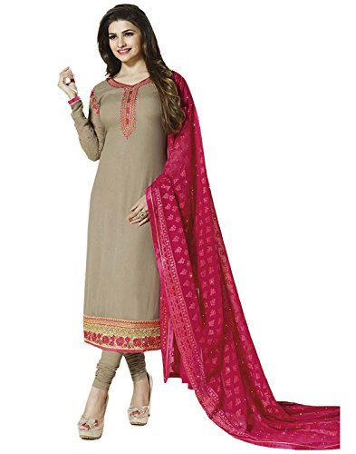 RGN-Retails Womens India Bazaar Georgette Dress Material RGN 1945