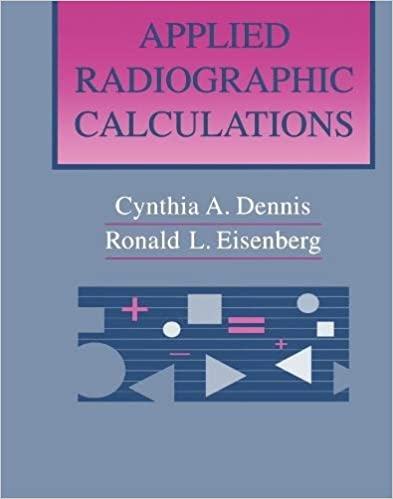 Applied radiographic calculations 1e 9780721665962 medicine applied radiographic calculations 1e fandeluxe Image collections