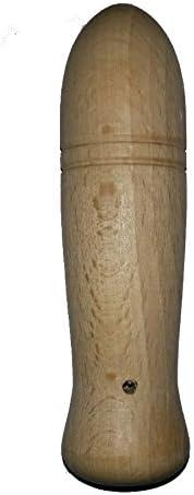 Puño futbolin val madera 14mm: Amazon.es: Deportes y aire libre