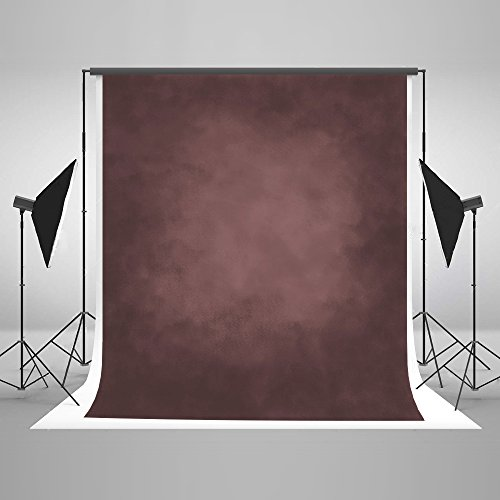 Kate 5ft(W) x7ft(H) Crimson Abstract Photography Backdrops Texture Microfiber Old Master Backdrop Professional Head Shot Portrait Photo Background