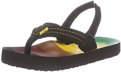 1ed0c57c9da1 Amazon.com   Reef Ahi Flip-Flop (Toddler Little Kid Big Kid) by Reef   Baby