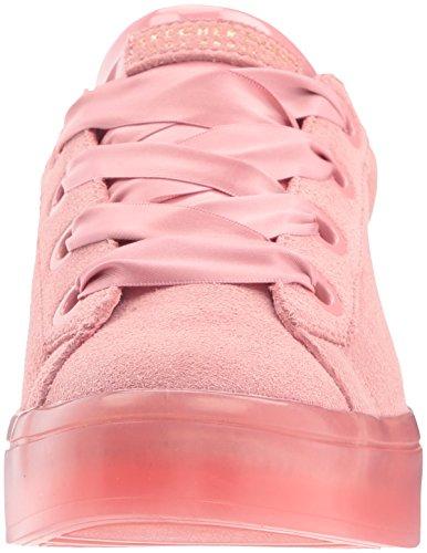 Suede Women Street Pink Hi Skechers Satin Lite S4zwB