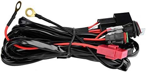 Akozon Arnés de cableado kit de arnés de cableado del automóvil de ...