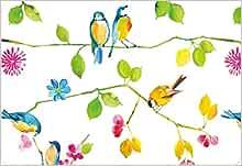 Bird stationery set