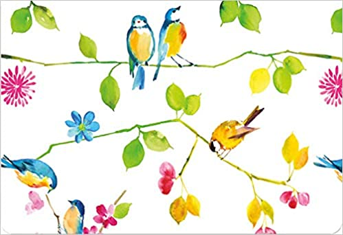 Choose any 5 bird illustrated cards beautiful blank cards by Particle Press