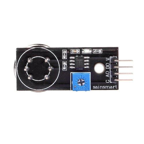 SainSmart Formaldehyde Aldehydes Detection Arduino