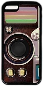 Vintage Retro Camera Theme Iphone 5C Case