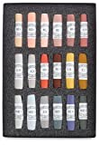 Jack Richeson Unison Pastel Portriat Colors, Set of 18