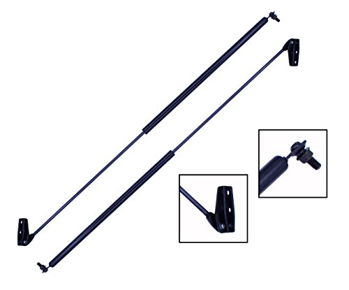 2 Pieces (SET) Tuff Support Hatch Lift Supports 1995 To 1999 Mitsubishi Eclipse (Non-Convertible) / 1995 To 1998 Eagle Talon ()