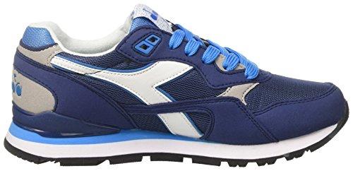 Diadora Unisex-Erwachsene N-92 Sneaker Low Hals Blau (Azzurro Astro/blu Estate)