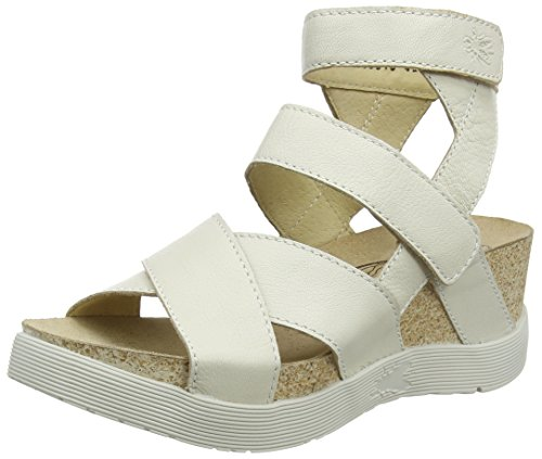 Avorio London Donna offwhite Wege669fly 010 Gladiatore Sandali Fly wHUgXSS