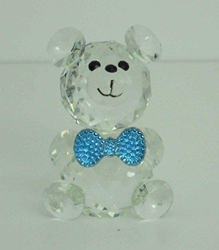 - Crystal Teddy Bear, Gift, Favor, Home Decorative # 1614