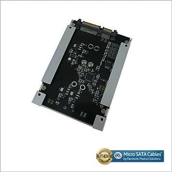 Amazon.com: 2.5 inch placa madre SATA to Dual Mini PCI-E ...