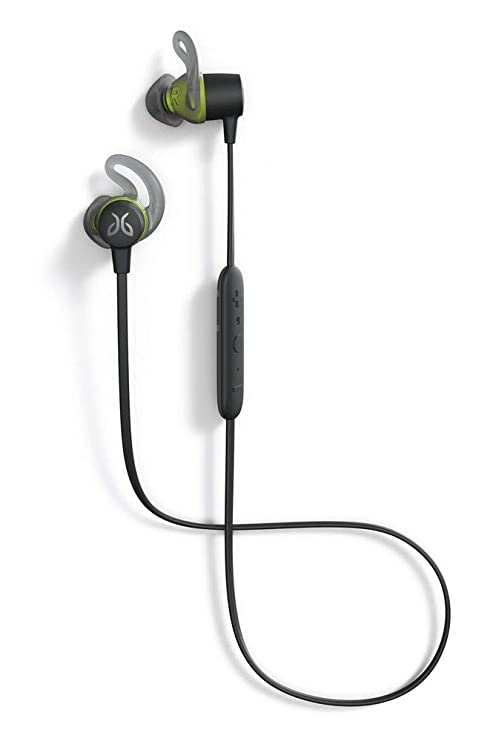 Jaybird Tarah Auriculares Deportivos inalámbricos (Bluetooth, Impermeable) – Black Flash