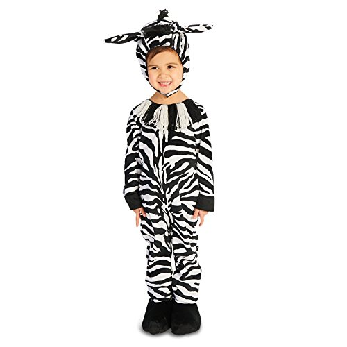 Zany Zebra Toddler Costume 2-4T - Zebra Costumes For Toddlers