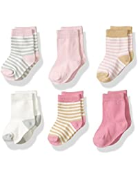 Baby Boys' Organic Cotton Socks,