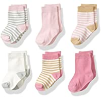 Touched by Nature Baby Boys' Organic Cotton Socks,