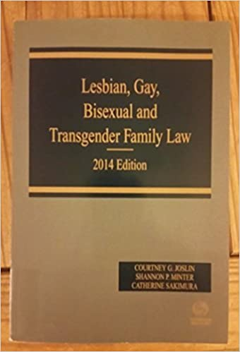 Lesbian gay bisexual and transgender family law