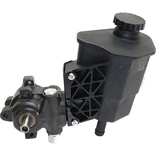 Power Steering Pump compatible with 2003-2007 Dodge Ram 2500 w/reservoir