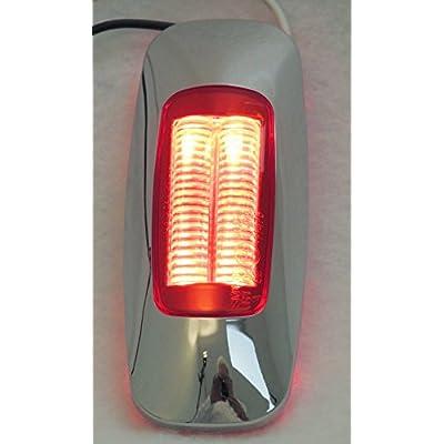 Kaper II L14-0096R Red LED Marker Light, 1 Pack: Automotive