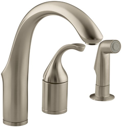 rte Entertainment Remote Valve Sink Faucet, Vibrant Brushed Bronze (Handle Remote Valve)