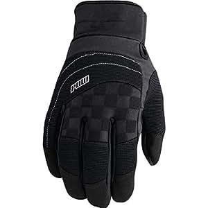 Pow Men's Zerow Glove, Black, X-Large