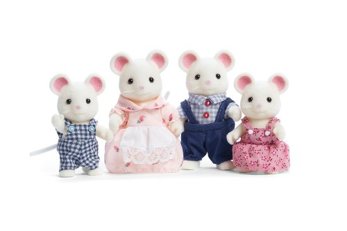 (Calico Critters Milky Mouse)